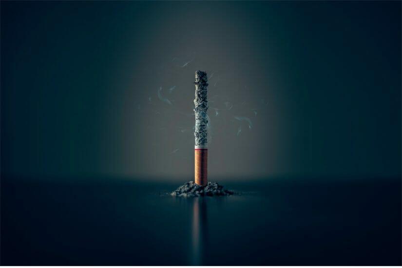 Steigendes Infektionsrisiko durch Rauchen
